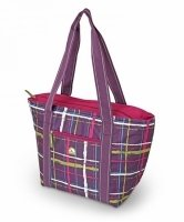 Сумка-термос Igloo Shopper Tote 30 Aberdeen Plum