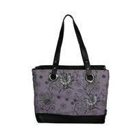 Сумка-холодильник Thermos Raya Tote-Purple Flower