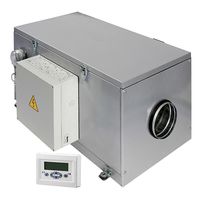 Приточная вентиляционная установка Blauberg BLAUBOX E200-1,8 Pro фото