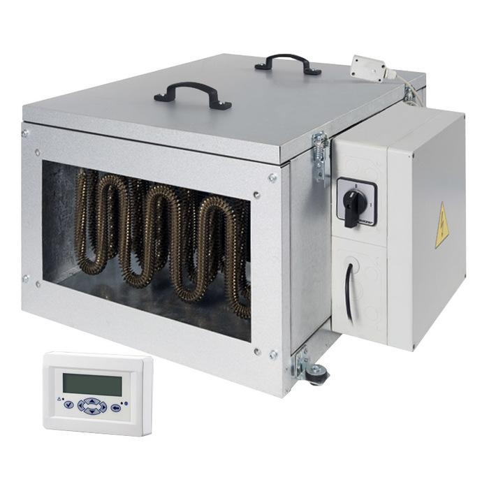 Приточная вентиляционная установка Blauberg BLAUBOX ME800-3.3 Pro