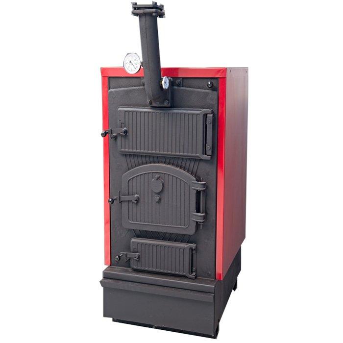 Купить Твердотопливный котел КЧМ КВР Универсал РТ 160 кВт в интернет магазине климатического оборудования