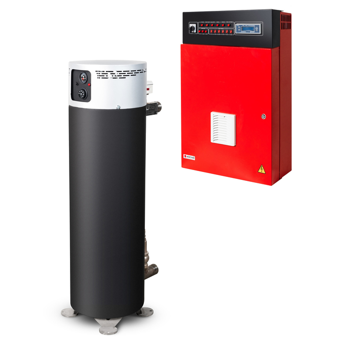 Промышленный электрический проточный водонагреватель Невский
