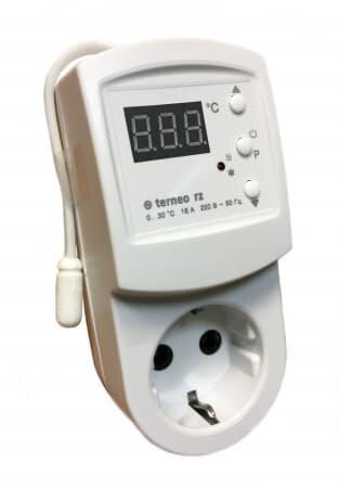 Терморегулятор ПИОН ПИОН в розетку Terneo rz