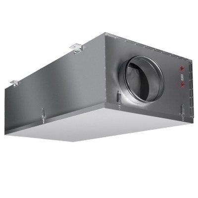 Приточная вентиляционная установка 2000 м3ч Shuft CAU 2000/3-9,0/3
