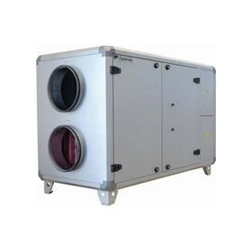 Приточновытяжная установка Systemair TOPVEX SR11 HWL-L-CAV