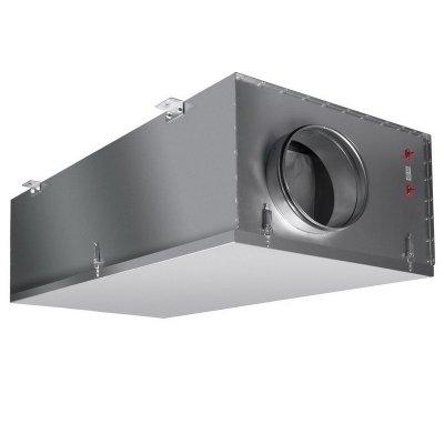 Приточная вентиляционная установка 2000 м3ч Shuft CAU 2000/3-12,0/3