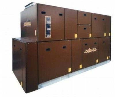 Промышленный осушитель воздуха Calorex HRD 30 B