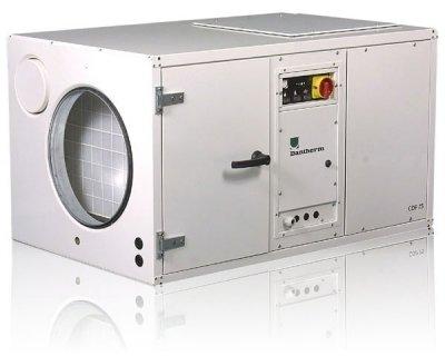 Промышленный осушитель воздуха Dantherm CDP 75 с водоохлаждаемым конденсатором