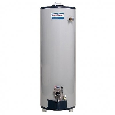 Газовый накопительный водонагреватель 150 литров American water heater G61-50T40-3NV