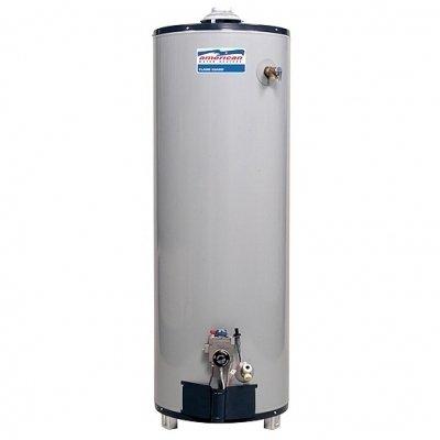 Газовый накопительный водонагреватель свыше 200 литров American water heater G62-75T75-4NV