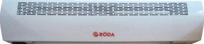 Электрическая тепловая завеса 24 кВт Roda RT-24T