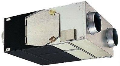 Приточновытяжная вентиляционная установка 1000 м3ч Mitsubishi electric LGH-100 RX5-E
