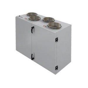 Приточновытяжная вентиляционная установка 500 м3ч Shuft CAUP 300VW - A