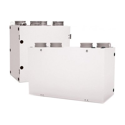 Приточновытяжная вентиляционная установка 500 м3ч 2vv HR-A-03-V-G4-E-1-90