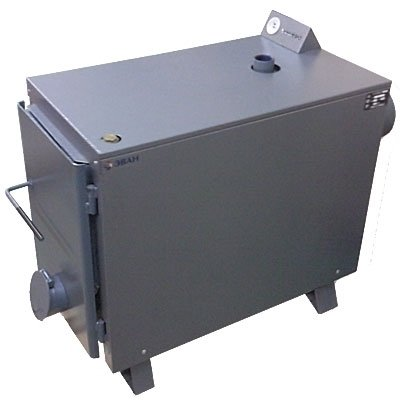 Твердотопливный котел 5 кВт Эван Warmos TT-18 K