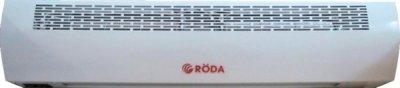 Электрическая тепловая завеса 24 кВт Roda RT-24.5T
