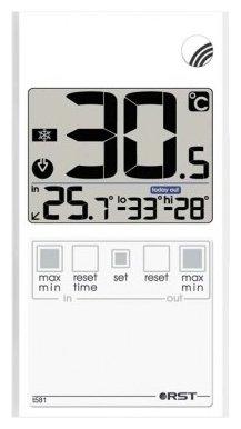 Оконный термометр 01581 Оконный термометр Rst 01581
