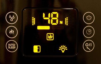 Ультразвуковой увлажнитель воздуха Air-o-swiss U650 black