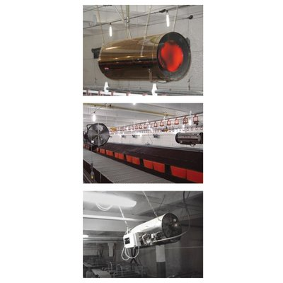 Газовая тепловая пушка Ballu-biemmedue GA/N 70 - C