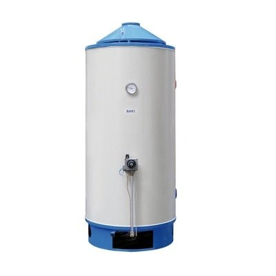 Газовый накопительный водонагреватель 200 литров Baxi SAG-3 190