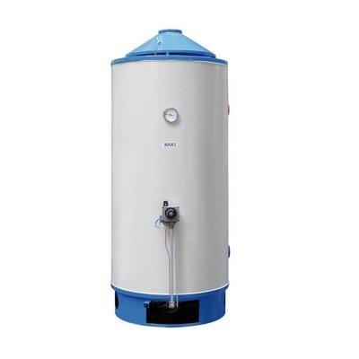 Газовый накопительный водонагреватель 200 литров Baxi SAG-3 300