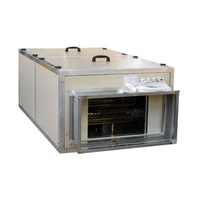 Приточная вентиляционная установка 1000 м3ч Breezart 1000 Lux 9 - 380/3