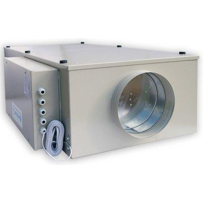 Приточная вентиляционная установка 750 м3ч Breezart 700 Lux 4,5 - 220/1