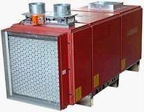 Промышленный осушитель воздуха Calorex AW 1200 BXF LPHW