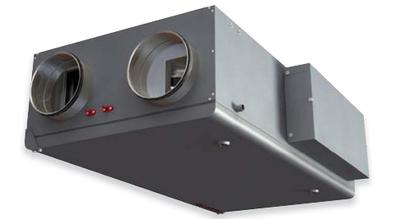 Приточновытяжная вентиляционная установка 500 м3ч Dvs RIS 400 PE 3.0