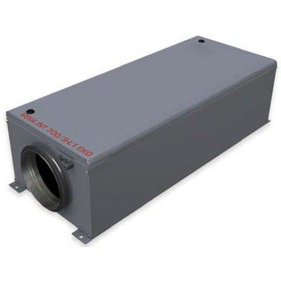 Приточная вентиляционная установка 500 м3ч Dvs VEKA INT 400-5,0 L1 EKO
