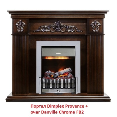 ���������� ������ Dimplex Provence (��� �������� Opti-Myst, Optiflame)