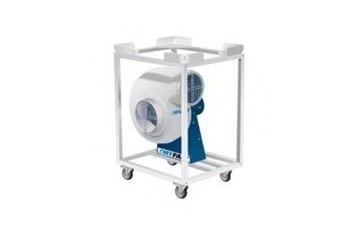 Напольный лопастной вентилятор Dryfast TFV 100