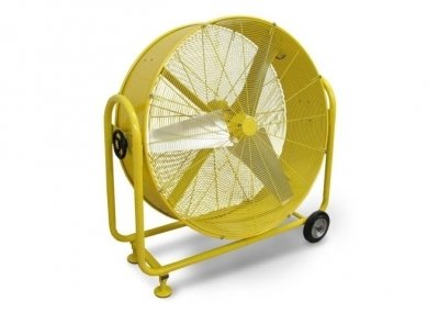 """Напольный лопастной вентилятор Dryfast TTV 25000 """"Ветряная машина"""""""