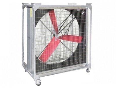 Напольный лопастной вентилятор Dryfast TTV 45000