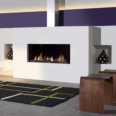 Газовый камин Faber Relaxed PR L