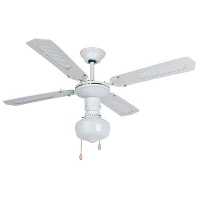 Вентилятор с подсветкой Faro ARUBA BLANCO