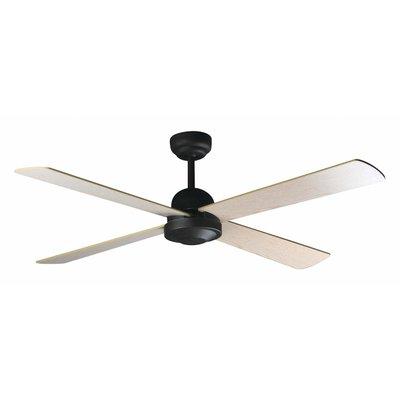 Вентилятор без подсветки Faro IBIZA MARRON