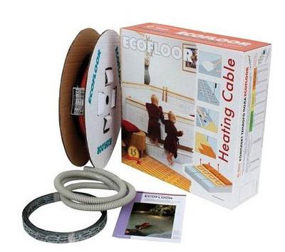 Нагревательный кабель Fenix ECOFLOOR DTS 300