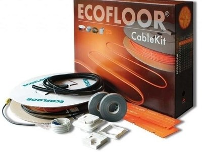 Нагревательный кабель Fenix ECOFLOOR D 820