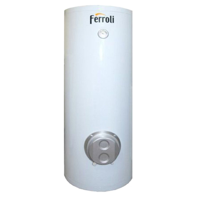 Бойлеры косвенного нагрева 500 литров Ferroli ECOUNIT 500-2C