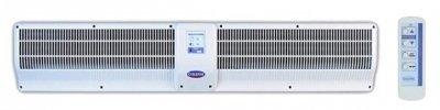 Электрическая тепловая завеса 9 кВт General climate CP216E09 с д/у без фильтра (KEH 46 ДУ)