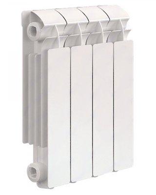 Биметаллический радиатор Global Style Extra 350 4 секц.