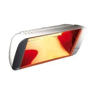 Инфракрасный обогреватель 2 кВт Heliosa Hi Design 66 Low Glare IPX5 2 White