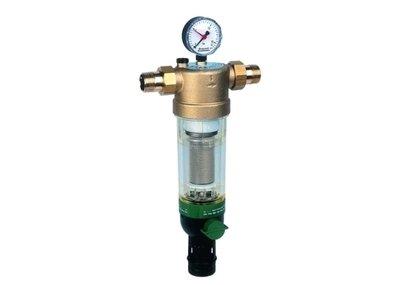 Магистральный фильтр для очистки воды Honeywell Сетчатый фильтр F76S-3/4 AB 20mk