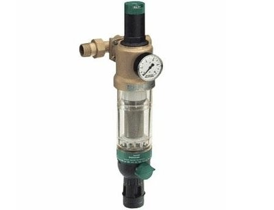 Магистральный фильтр для очистки воды Honeywell Сетчатый фильтр FK76CS-1 1/4 AA