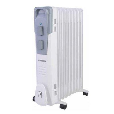 Масляный радиатор Hyundai H-HO1-11-UI9005