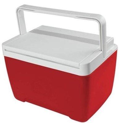 Термоэлектрический автохолодильник до 10 литров Igloo Island Breeze 9 red