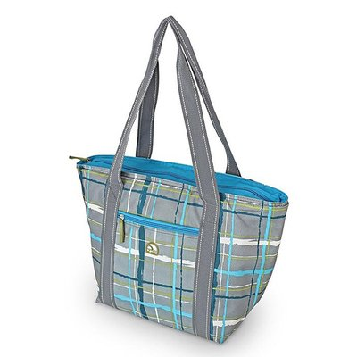 ���������������� Igloo Shopper Tote 30 Aberdeen Graphite