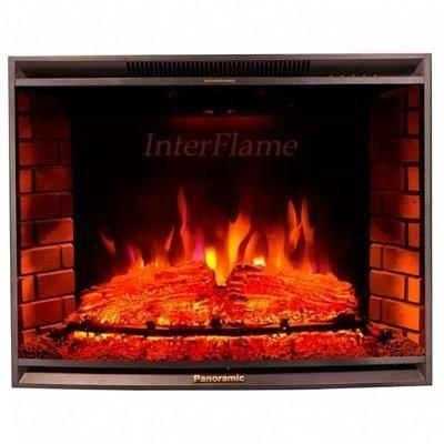 Очаг электрокамина Interflame Panoramic 02-33 LED FX
