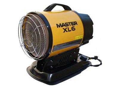 Тепловая пушка 20 кВт Master XL 6